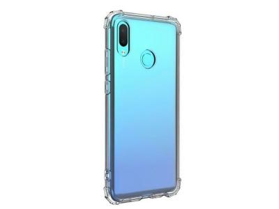 Силиконов Гръб Drop-resistant за Huawei P Smart 2019 , Прозрачен