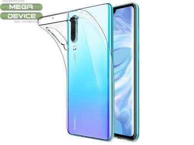 Силиконов Гръб USAMS за Huawei P30, Прозрачен