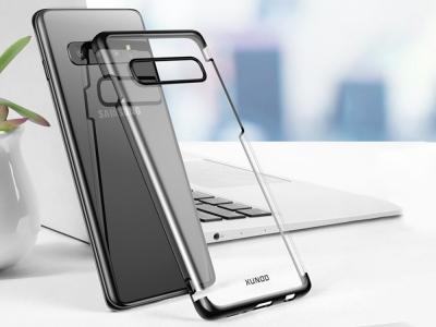 Пластмасов Гръб XUNDD за Samsung Galaxy S10, Черен