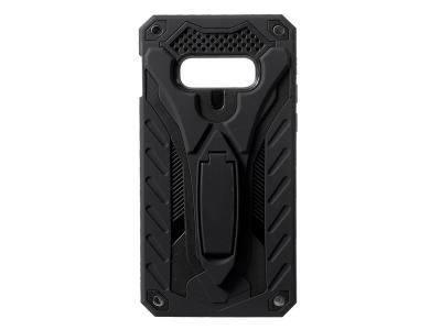 Удароустойчив гръб PHANTOM за Samsung Galaxy S10e, Черен