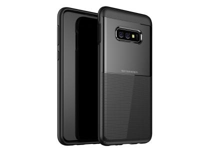 Удароустойчив гръб за Samsung Galaxy S10e , Черен