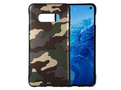 Силиконов Гръб за Samsung Galaxy S10e, Зелен
