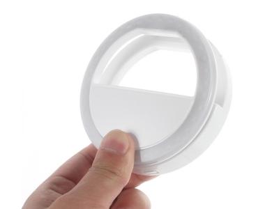 Външна LED-светкавица с 36 диода , Бяла