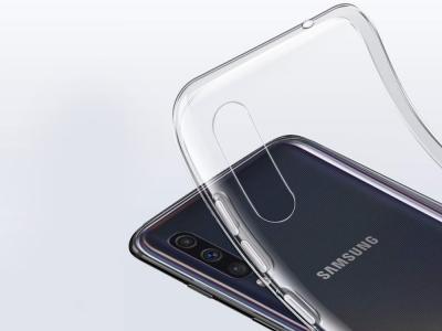 Силиконов гръб за Samsung Galaxy A50 / Galaxy A30s(SM-A505F), Прозрачен