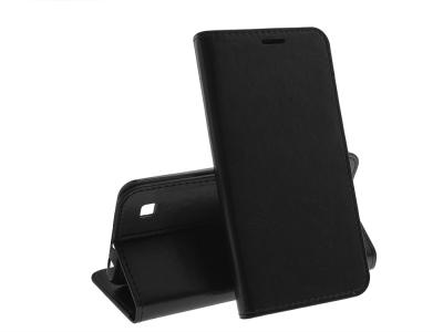 Калъф Тефтер за Samsung Galaxy M10, Черен