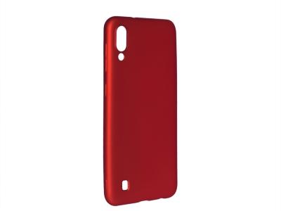 Силиконов Гръб Level за Samsung Galaxy M20, Червен