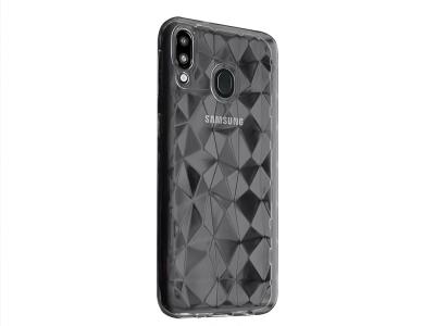Силиконов гръб PRISM за Samsung Galaxy M20, Прозрачен