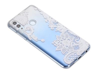 Силиконов Гръб - Huawei Honor 10 Lite / P Smart (2019) , Дантела