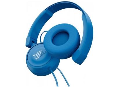 Слушалки с Микрофон JBL T450 Blue
