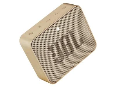Колонка JBL GO 2 , Шампан