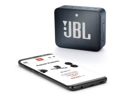 Колонка JBL GO 2, Тъмно син