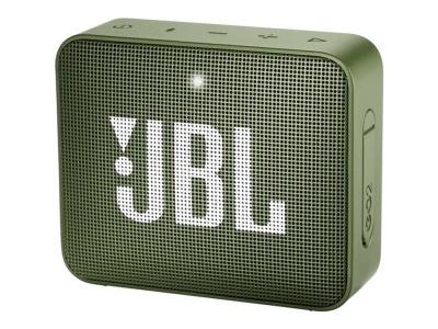 Колонка JBL GO 2, Зелен