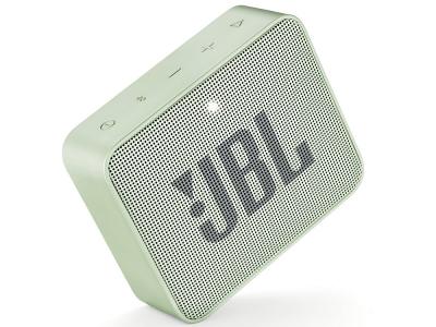 Колонка JBL GO 2, Мента