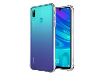 Силиконов Гръб Anti Shock 0.5mm за Huawei Y6 2019, Прозрачен