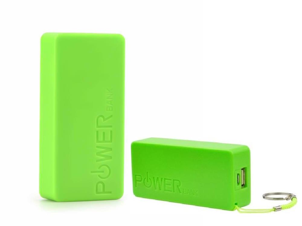 Универсална Външна Батерия Power Bank St-508  5600mAh, Зелен