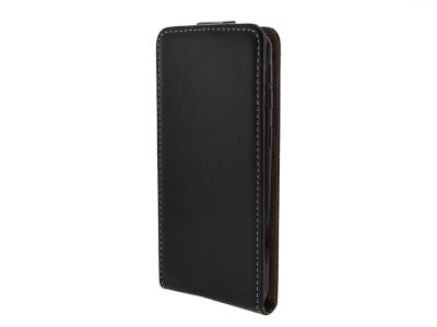 Калъф тефтер Slim Flexy за Samsung Galaxy A40, Черен