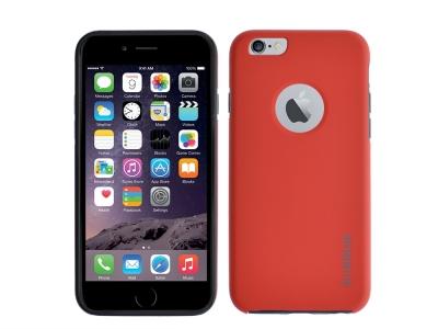 360 Градуса калъф за IPhone 6 (4.7) , Червен