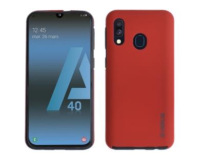 360 Градуса калъф за Samsung Galaxy A40, Червен