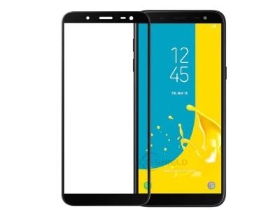 Стъклен Протектор Full Glue 5D - Samsung Galaxy J6 (J600) - Black