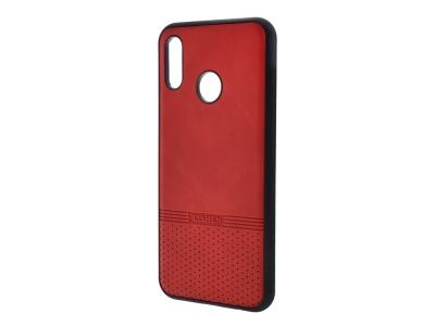 Силиконов гръб Lishen за Huawei P20 Lite, Червен
