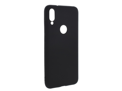 Силиконов Гръб Level за Xiaomi Mi Play, Черен