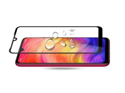 Стъклен Протектор 3D Full за Xiaomi Redmi Note 7, Черен