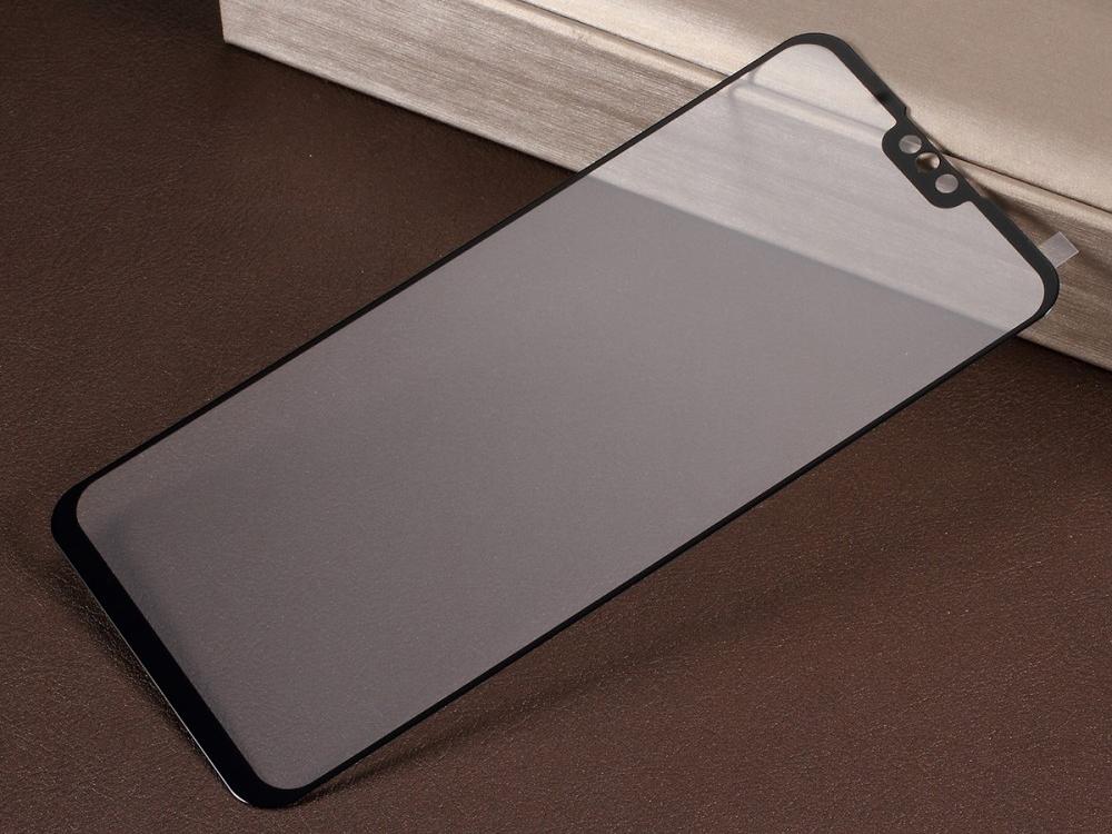 Стъклен Протектор 3D Full за Huawei Y9 2019 / Enjoy 9 Plus , Черен