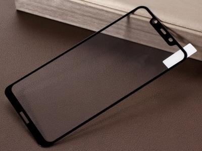 Стъклен Протектор 5D Full Glue - Nokia 7.1 Plus - Black