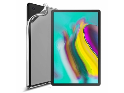 Силиконов Гръб за Samsung Galaxy Tab A 10.1 (2019) SM-T515, Прозрачен