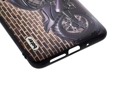 Пластмасов гръб Boter за Huawei Mate 20, Мотоциклетист