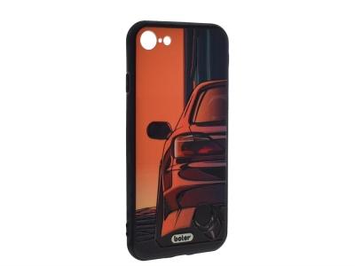 Пластмасов гръб Boter за iPhone 7 / iPhone 8 (4.7), Кола