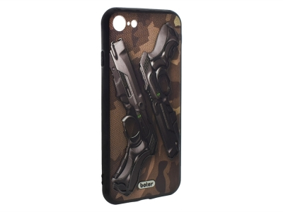 Пластмасов гръб Boter за iPhone 7/ iPhone 8 (4.7), Пистолети