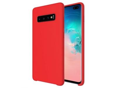Калъф Гръб LUX - Samsung Galaxy S10Plus - Red