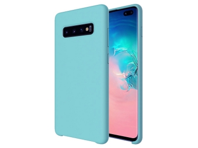 Калъф Гръб LUX - Samsung Galaxy S10Plus - Blue