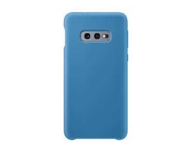Пластмасов Гръб LUX за Samsung Galaxy S10e, Син