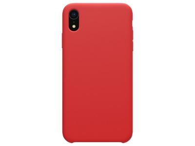 Пластмасов гръб LUX за iPhone XR (6.1), Червен