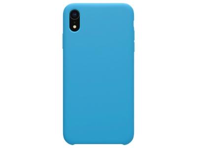 Пластмасов гръб LUX за iPhone XR (6.1), Син
