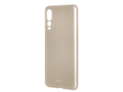 Пластмасов Гръб Roar Darker за Huawei P20 Pro, Златист