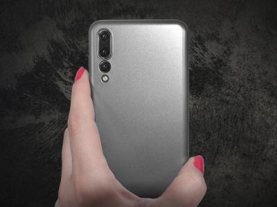 Пластмасов Гръб Roar Darker за Huawei P20 Pro, Сив