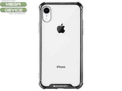 Силиконов Гръб Mercury WONDER за iPhone XR, Черен