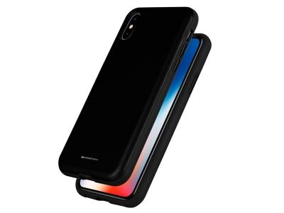 Калъф Гръб SKINNY BUMPER - iPhone XS Max - Black