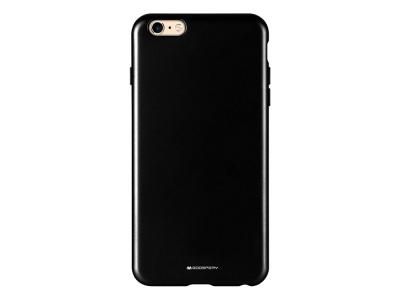 Удароустойчив Гръб Mercury SKINNY за iPhone 6 / 6S, Черен