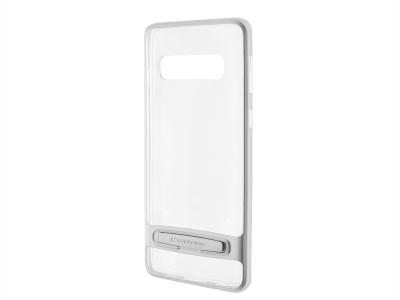 Калъф гръб Mercury DREAM BUMPER -Samsung Galaxy S10 Plus - Silver