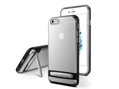 Силиконов гръб Mercury DREAM BUMPER за iPhone 6 / 6S, Черен