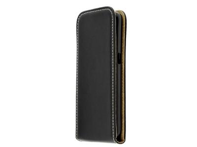 Калъф тефтер Slim Flexy за Samsung Galaxy A20e, Черен
