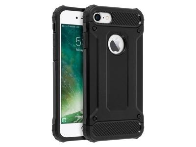 Удароустойчив гръб Armor за iPhone 7 / iPhone 8, Черен