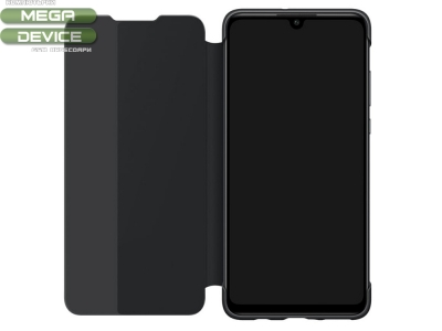Оригинален Калъф Тефтер за Huawei P30 Lite , Черен