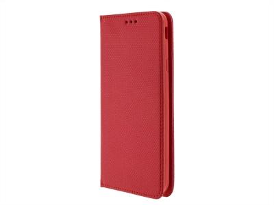 Тефтер странично отваряне - Smart Case Book Sansung Galaxy J7 (2018) - Red
