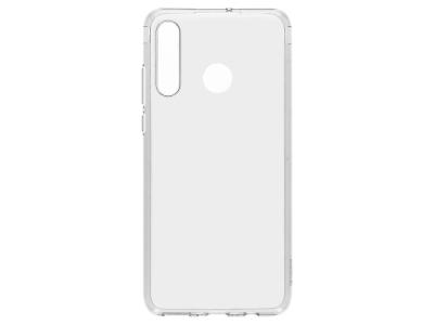 Оригинален Силиконов Гръб за Huawei P30 Lite, Прозрачен