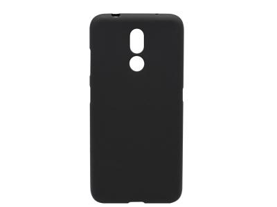 Силиконов Гръб Matte за Nokia 3.2, Черен
